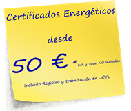 Post It Certificados desde 50 €